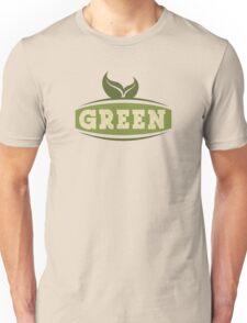 Green Saying Unisex T-Shirt