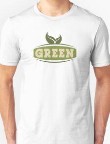 Green Saying T-Shirt