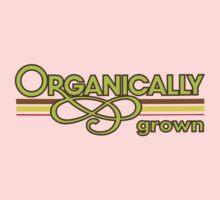 Organically Grown Vegetarian Vegan One Piece - Long Sleeve