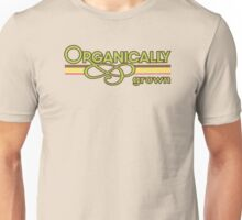Organically Grown Vegetarian Vegan Unisex T-Shirt