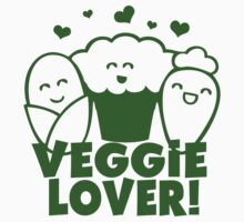Vegan Veggie Lover T-Shirt