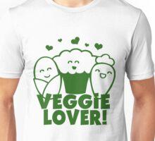 Vegan Veggie Lover Unisex T-Shirt