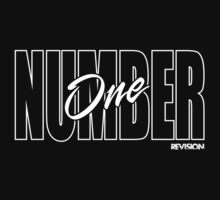 Number One-By Revision Apparel™ Sports Edition One Piece - Short Sleeve