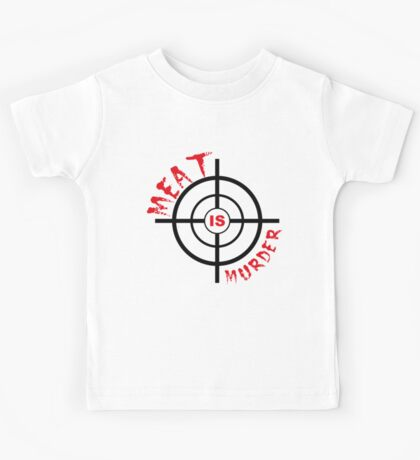 Meat Is Murder Kids Tee