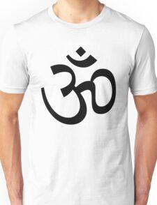 Aum Om Symbol Unisex T-Shirt
