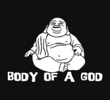 Body Of A God by mindofpeace