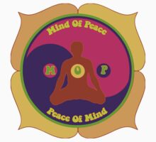 Mind Of Peace One Piece - Short Sleeve