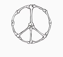 Peace Bones Unisex T-Shirt