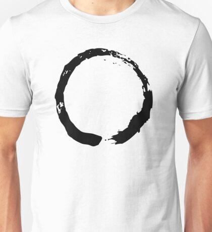 Zen Buddhist Enso Symbol Unisex T-Shirt