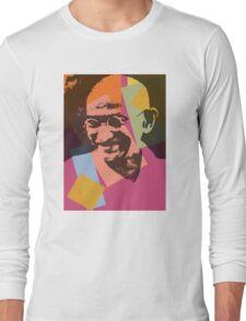 Pop Art Ghandi Long Sleeve T-Shirt