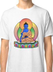 Buddhist Blue Buddha Classic T-Shirt