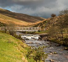 Blaen Llia Brecon Beacons by Nick Jenkins