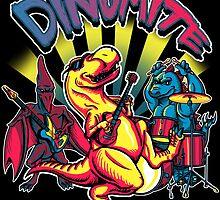 Dinomite by HartmanArts