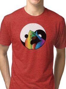 Yin Yang Yoga Tri-blend T-Shirt