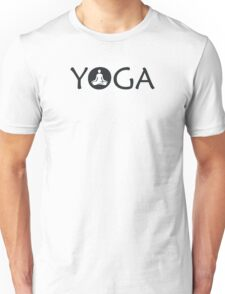 Yoga Meditate Unisex T-Shirt