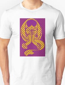 Pop Art Namaste Woman T-Shirt