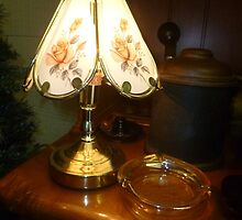 Lamp At The Sale by WildestArt