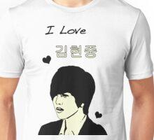 Kim Hyun Joong Unisex T-Shirt