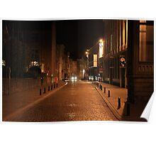 shhh... the city sleeps Poster