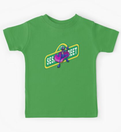 Super Grover Kids Tee