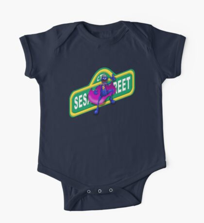 Super Grover One Piece - Short Sleeve
