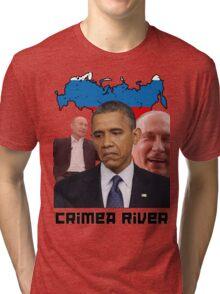 Crimea River - Inspire by Crimea Tri-blend T-Shirt