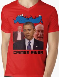 Crimea River - Inspire by Crimea Mens V-Neck T-Shirt