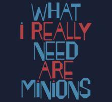 Minions by e2productions