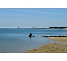 West End provincetown beach Photographic Print