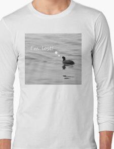 lonely bird Long Sleeve T-Shirt