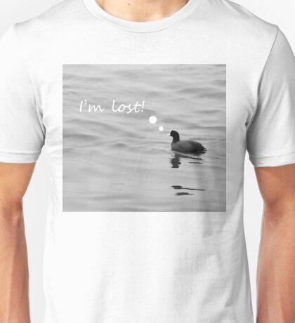 lonely bird Unisex T-Shirt