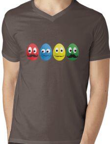 Musteggz Mens V-Neck T-Shirt