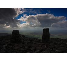Slieve Gullion Summit Photographic Print