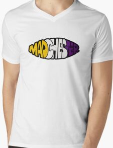 Madchester Mens V-Neck T-Shirt