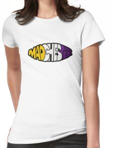 Madchester Womens Fitted T-Shirt