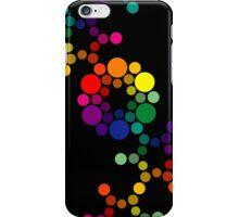 Color Wheel DNA iPhone Case/Skin