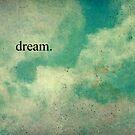 Dream Vintage Sky Pattern by Honey Malek