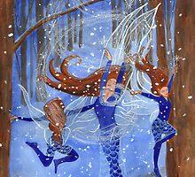Frostling Fae by CarolOchs