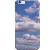 wafting iPhone Case/Skin