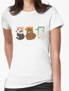 We Bare Bears T-Shirt