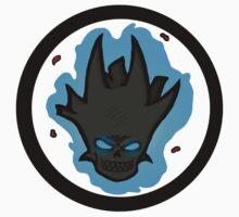 Skull Girls: Skull Heart Sticker by ExplosionForce