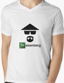 Thaisenberg Mens V-Neck T-Shirt