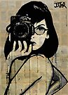 the photographer by Loui  Jover