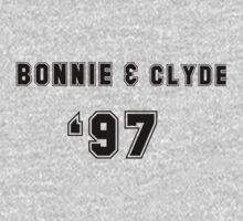 EMINEM '97 BONNIE AND CLYDE SHIRT by buscemid