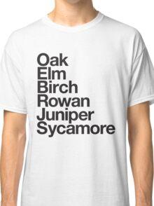 Helvetica x PKMN Profs - BW Classic T-Shirt