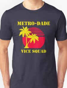 Metro-Dade Vice Squad T-Shirt