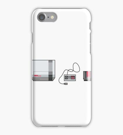 #38 Nintendo Entertainment System iPhone Case/Skin