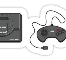 #39 Sega Megadrive Sticker