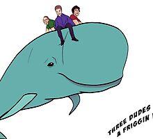 Friggin Whale  by FrigginWhale