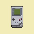 #44 Gameboy by brownjamesdraws